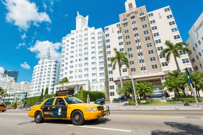San Juan Hotel Collins Avenue Miami Beach